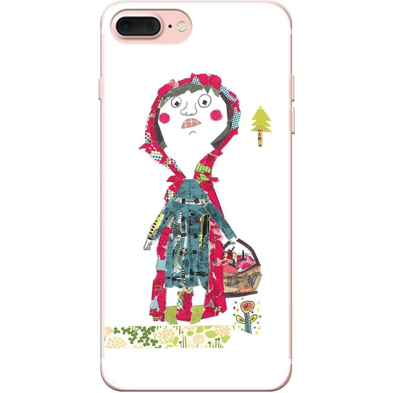 "New series - [red cloak girl] - Tian Xiaojia-TPU phone protection shell ""iPhone / Samsung / HTC / LG / Sony / millet / OPPO"", AA0AF180"