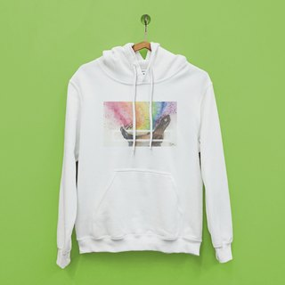 Hippo American GILDAN cotton soft hooded T-shirt