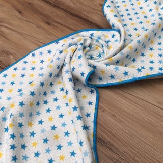 Cool towel - summer stars