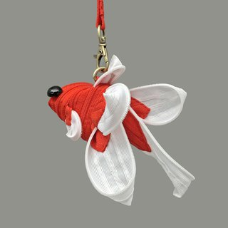 Goldfish bag [Snowtail Red]