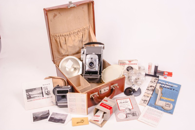 1954-1957 Polaroid Land Camera Model 80