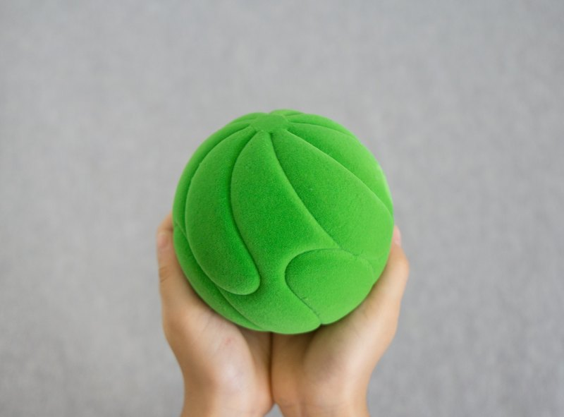 Rubbabu -Biodegradable Green Soft Safe Natural Rubber Toys-  - Floopy -