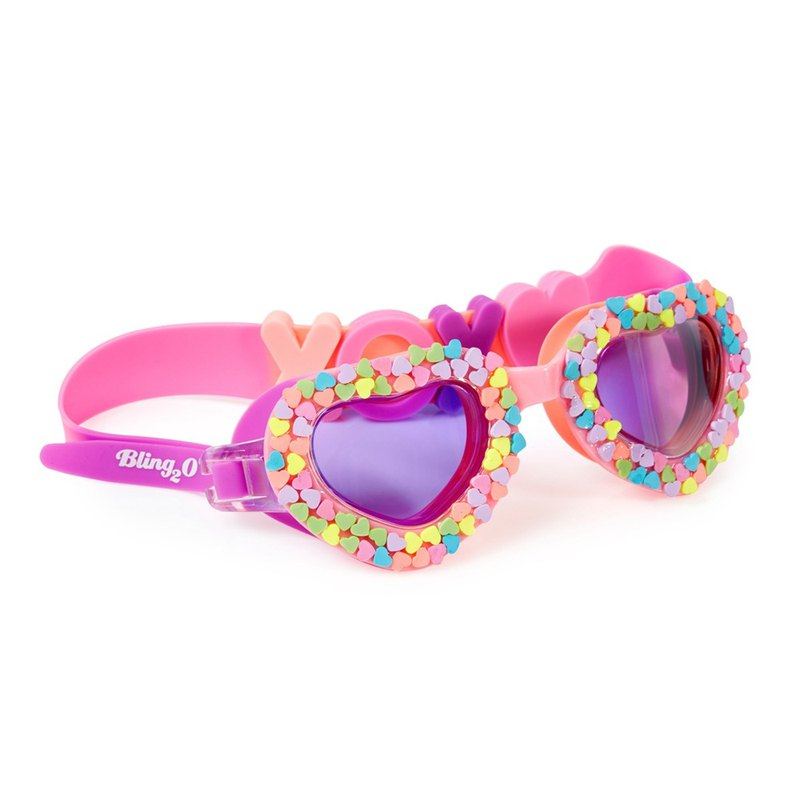 American Bling2o children's style goggles embrace love - classic love box