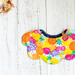 HANDMADE BABIES BIB - Summer Fruit