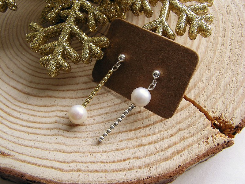 925 sterling silver with freshwater pearl earrings home design and handmade