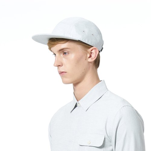 Caveman Cap - Cad Light Grey Stripe