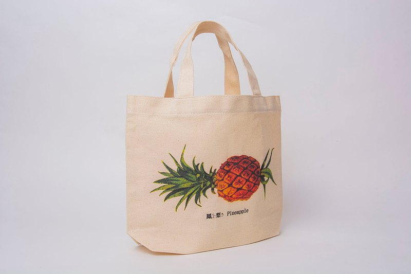 飲料提袋/小提袋 - 鳳梨 Pineapple