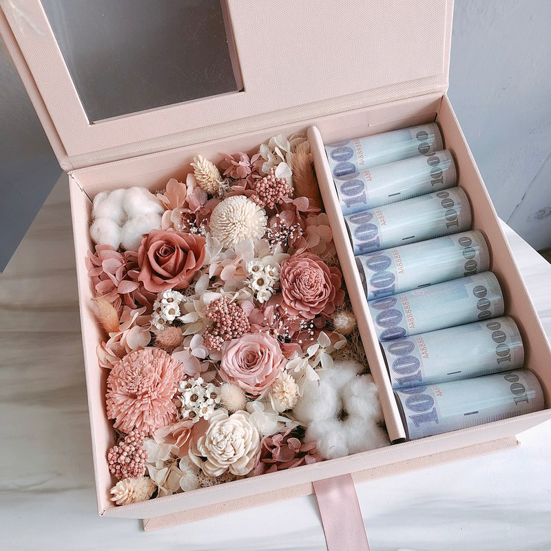 Everlasting gift box (powder)