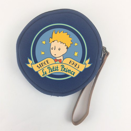 Little Prince classic license - big purse (dark blue), CH5AA02