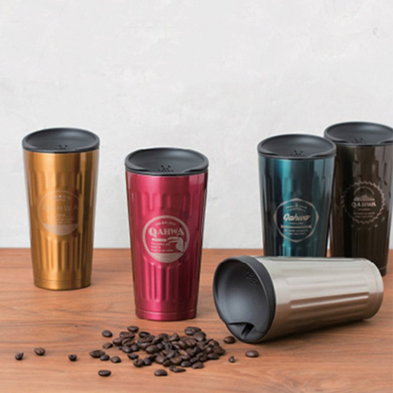 [Show Xifupin] CB Qahwa Third Wave Scented Coffee Cold Insulation Cup
