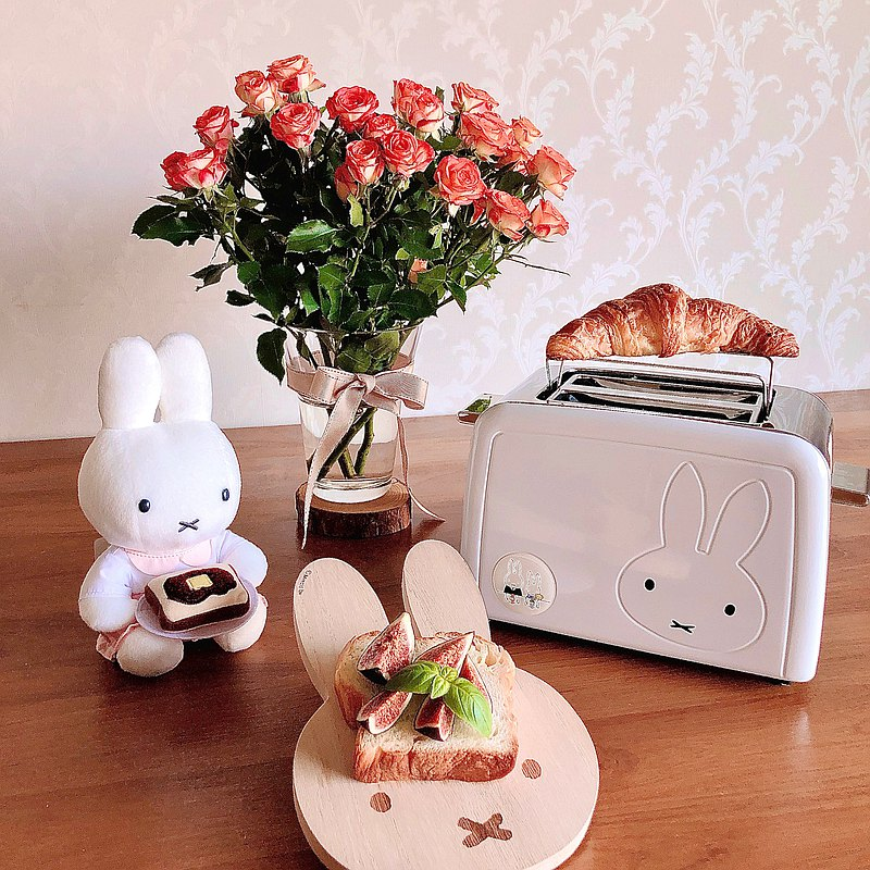 miffy 65th anniversary toaster