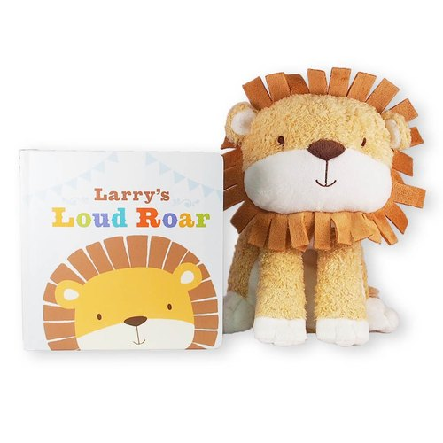 Larry the lion and baby Children's Books