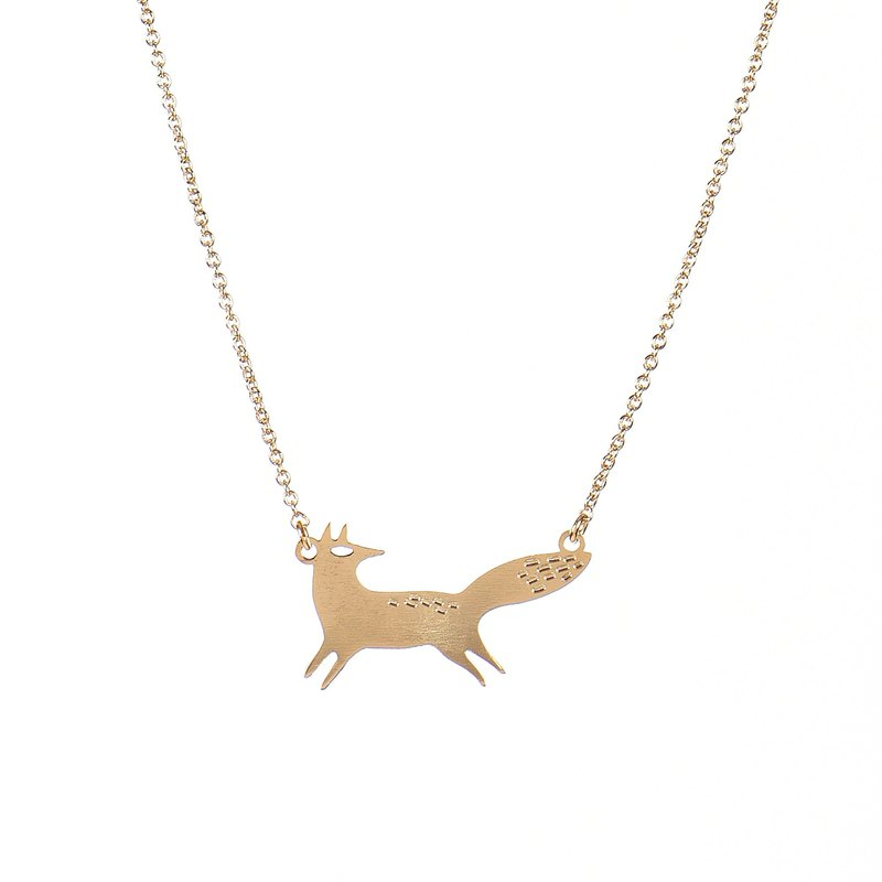 Titlee - Wolf Necklace