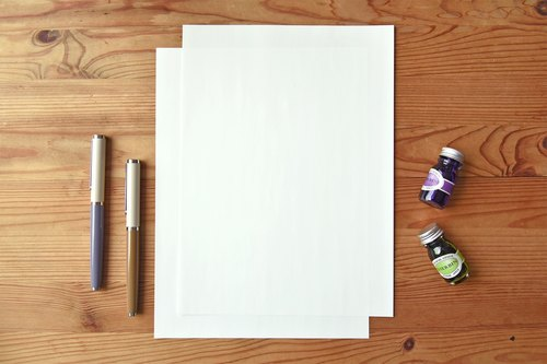 Paper 2.0 (painted paper) / B5 / 16K / blank loose paper / 50 sheets