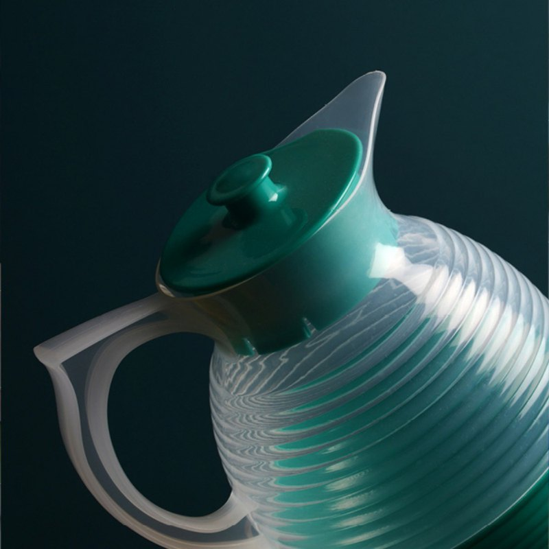 France Classical Aesthetics Kettle (Green / Vert color) Original series