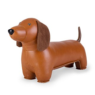 Zuny - Dachshund Style Animal Bookend
