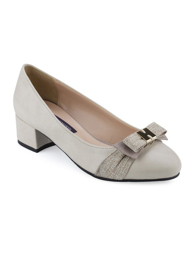 SPUR Endearing pumps LS7037 IVORY
