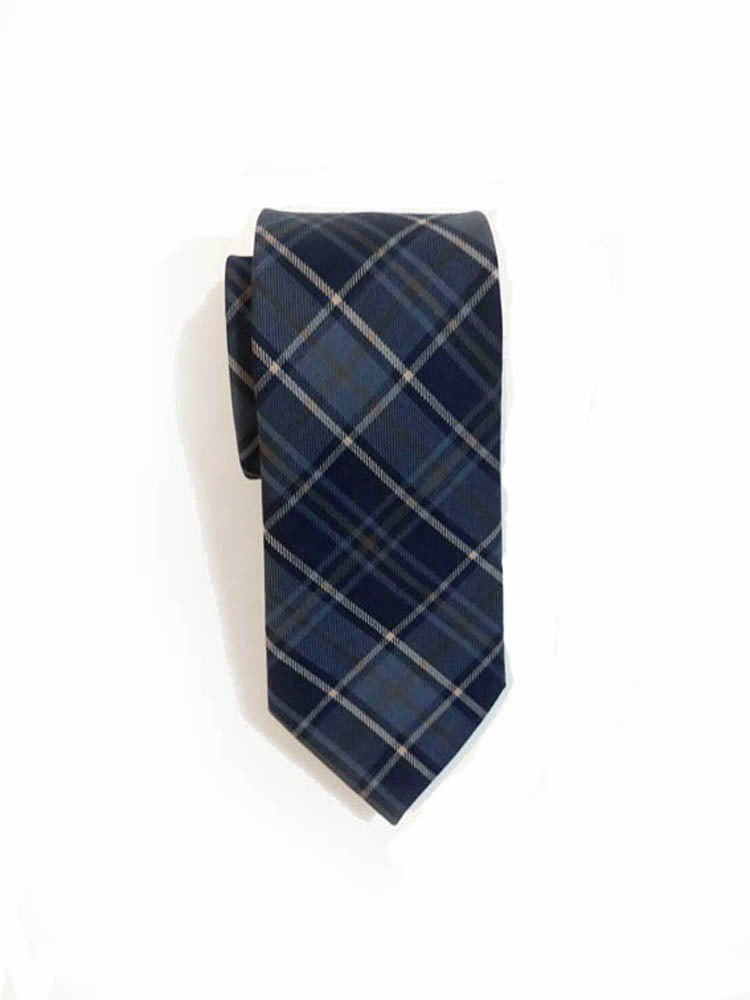 Neckties Plaid Suiting