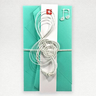 Money Gift Envelop   Platinum G Clef