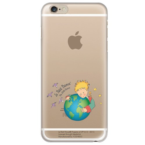 "Air cushion protective shell - Little Prince Classic authorization: [seventh planet - Earth] ""iPhone / Samsung / HTC / ASUS / Sony / LG / millet / OPPO"""
