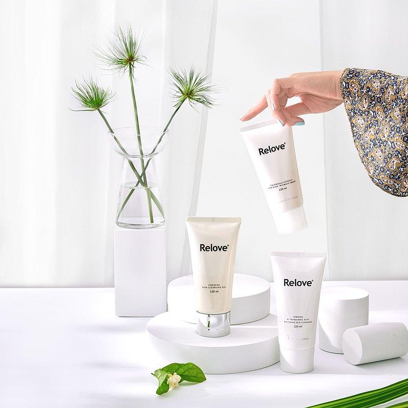 Relove 女性私密清潔凝露-胺基酸 金盞花 傳明酸 三款可選