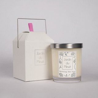 Handmade Soy Candles (Large) - Early Morning Tea Roses
