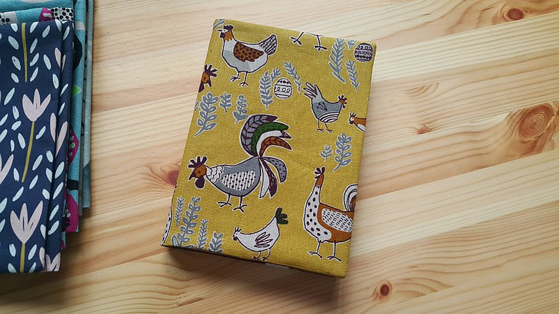 Chicken 25K / A5 / Book cover / Manual cover / Hand book cover / Multifunctional practical exclusive cute