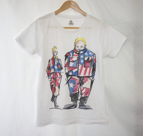 Fashionketch Big print T-shirt