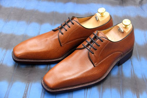 Old John Goodyear shoes handmade shoes top Italian leather shoes CO-010 Goodyear gift custom gift casual shoes sneakers