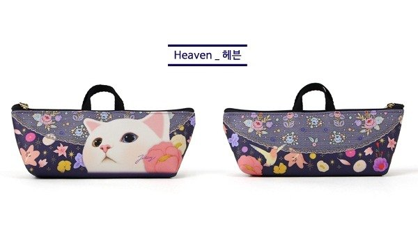 Jetoy, sweet cat bag type Pencil _Heaven ~ J1609503