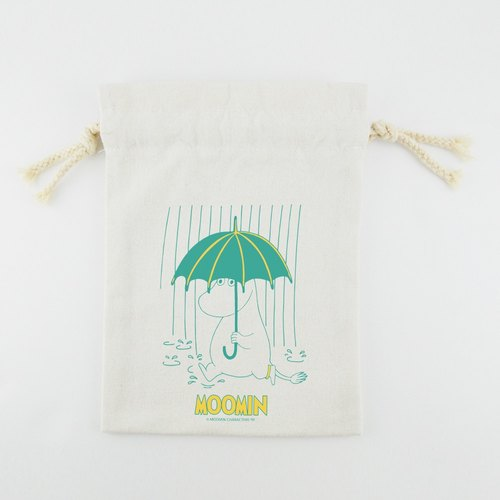 Moomin Moomin authorization - Drawstring (in): [walking in the rain]