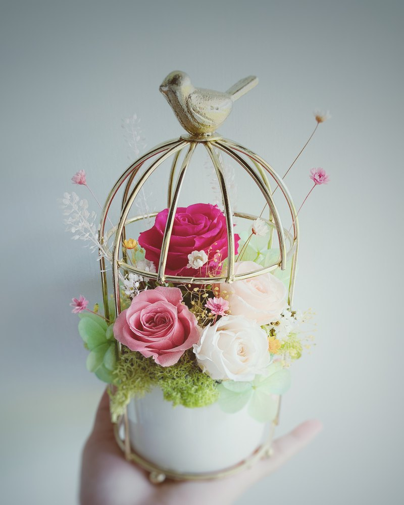 【เวิร์คช็อป】Birds and Flowers Handicraft Course