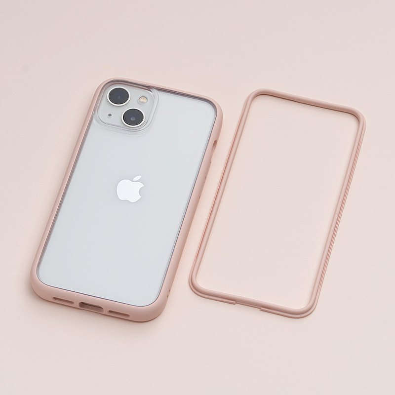 Mod NX Frame Back Cover Dual-use Phone Case-Sakura Pink / for iPhone 11 Series