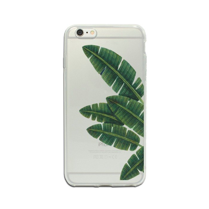Clear iPhone case clear Samsung Galaxy case palm 1210