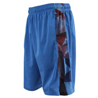 ✛ tools ✛ fearless side of the heat sublimation basketball # blue # basketball pants