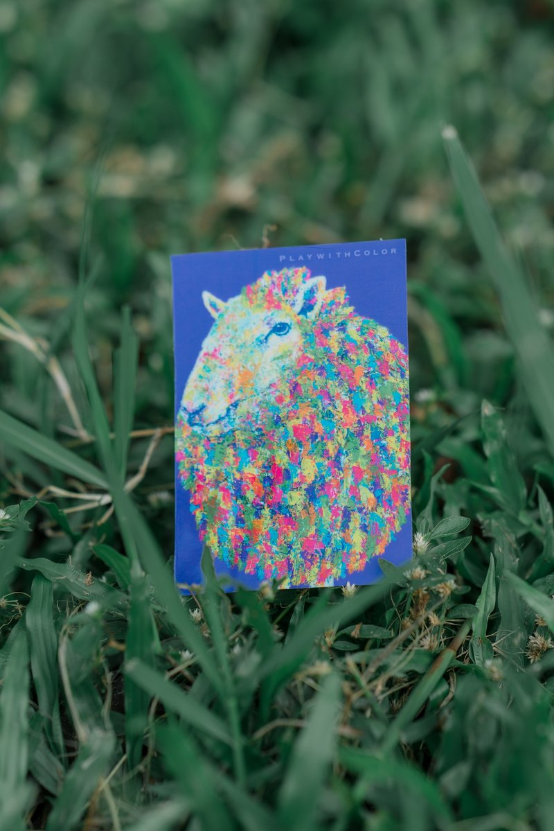 Namiki Sticker Sheep