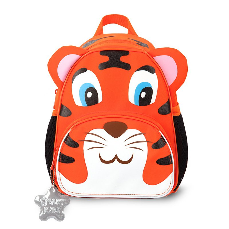Tiger Family Breathable Decompression Backpack - Tiger Tommy (Small) [Gifts] Boxed 2B Large Triangle Pencil (6 Pack)