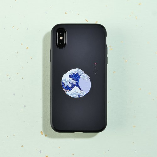 SolidSuit Classic Drop-proof Mobile Shell / Ukiyo-e series - Yong for iPhone series