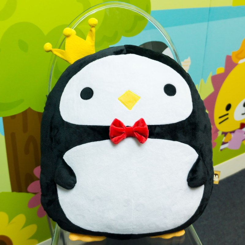 Cute Penguin Kily Soft Plush Cushion F006SQH
