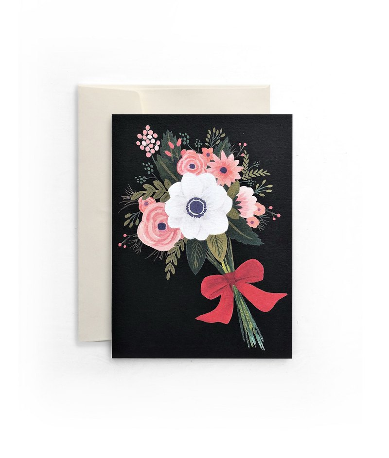 Sympathy Card Sorry Card - Floral Greeting Card