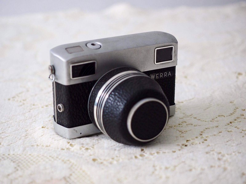 Werra Antique Designer Camera