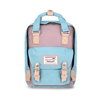 Doughnut Waterproof Mini Macarons Backpack - Lavender Frost