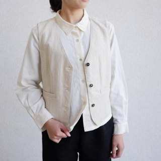 Ethical Hemp Vest