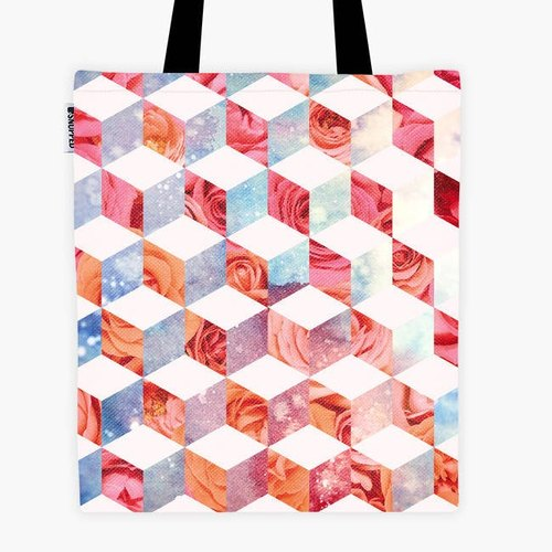 Filament - Shopping Bag - Eve's Sweet Garden of Roses