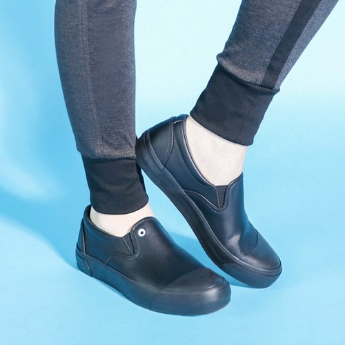 Clogs Classic College Lazy Shoes _6SS001_Black