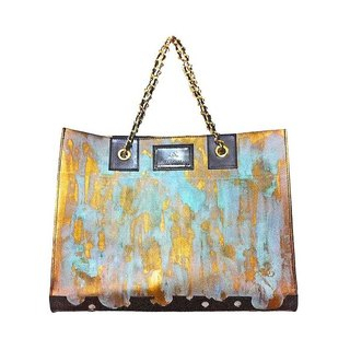 RUST GOLD Tote Bag