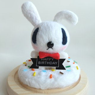 Sleeping original hand shop [ball bunny cream cake] sleeping cake