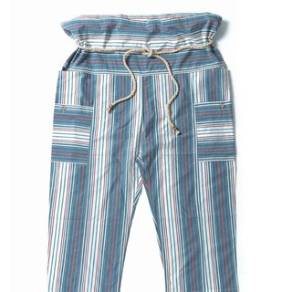 """FOLK"" FISHERMAN PANTS"