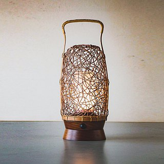 Geway depends on the lantern series - walnut color _ table light _ camping lights _ emergency lighting
