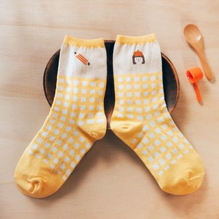 Honey - Yohand Socks